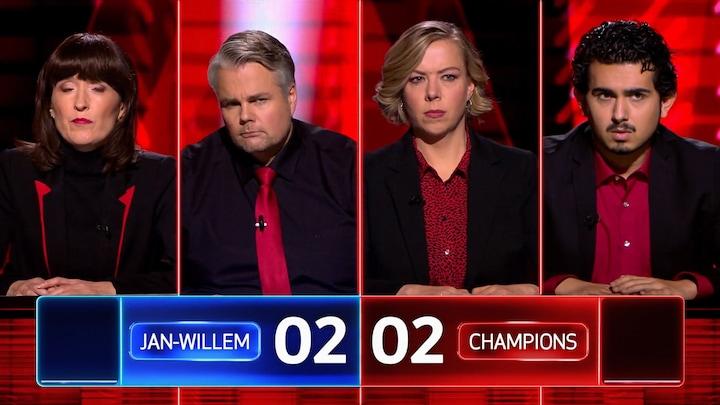 Ai! Jan-Willem grijpt net naast 16.000 euro
