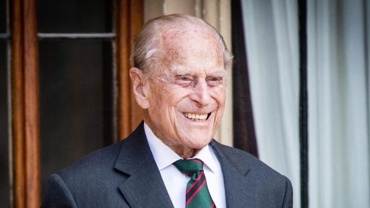 'Het gaat naar omstandigheden goed met zieke prins Philip'
