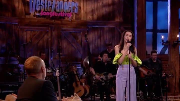 Romy vond songfestival-editie Beste Zangers 'heel bijzonder'