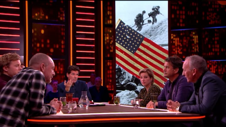 Komt Donald Trump Amerikaanse vlag uit Nederland ophalen?