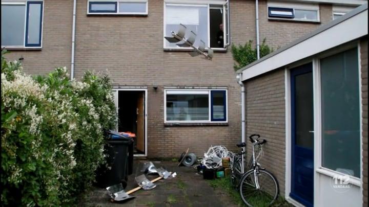 Wietplantage ontdekt in Lelystad