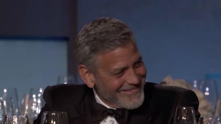 George Clooney is vandaag 60 en dat vindt ie maar 'confronterend'
