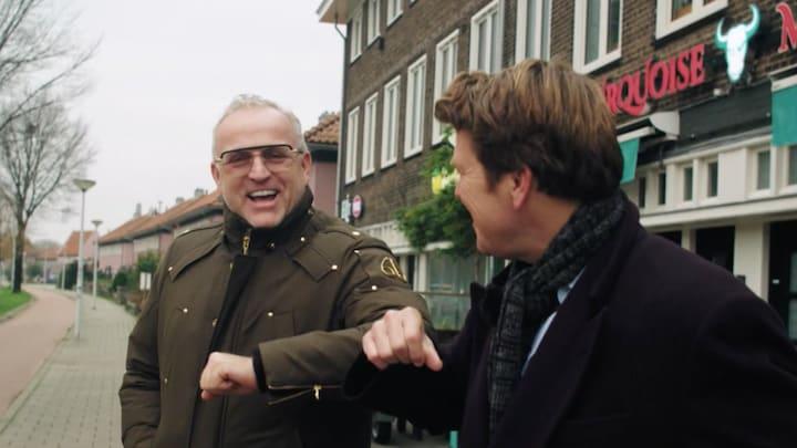Beau duikt samen met Gordon Floradorp in