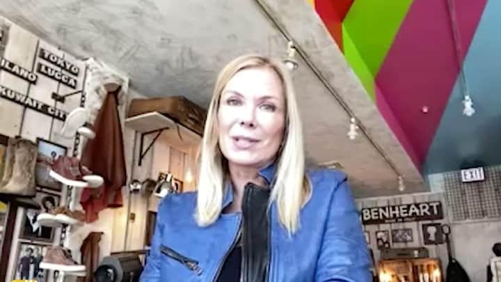 Katherine Kelly Lang licht tipje van de sluier op over The Bold