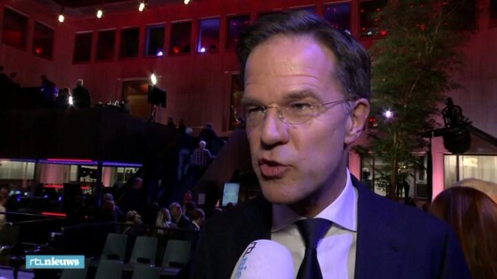 Rutte reageert op black-out slotdebat: 'Een nachtmerrie'