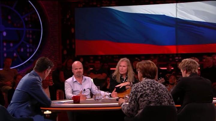 Joost Bosman woordvoerder in Rusland