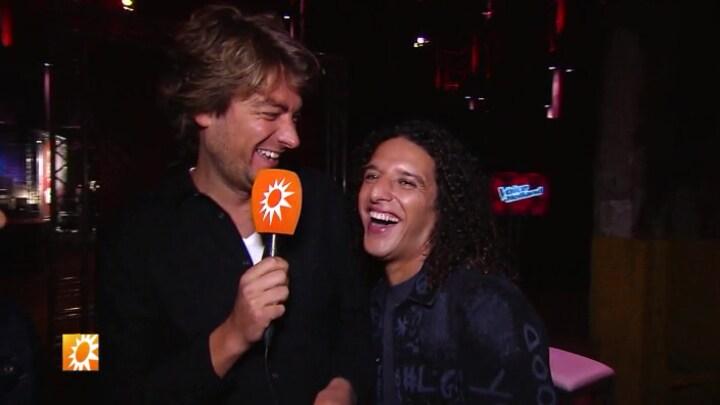 Afbeelding bij RTL Boulevard: Frank Dane ontdekt coachtalent bij The Voice (fragment)