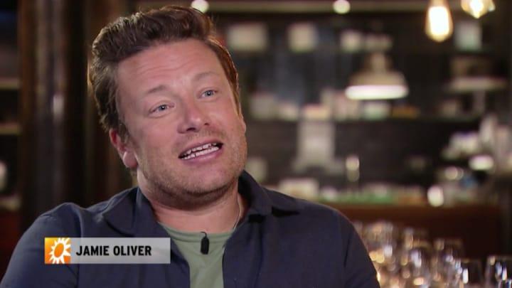 Miljuschka Witzenhausen legt Jamie Oliver vuur na aan de schenen