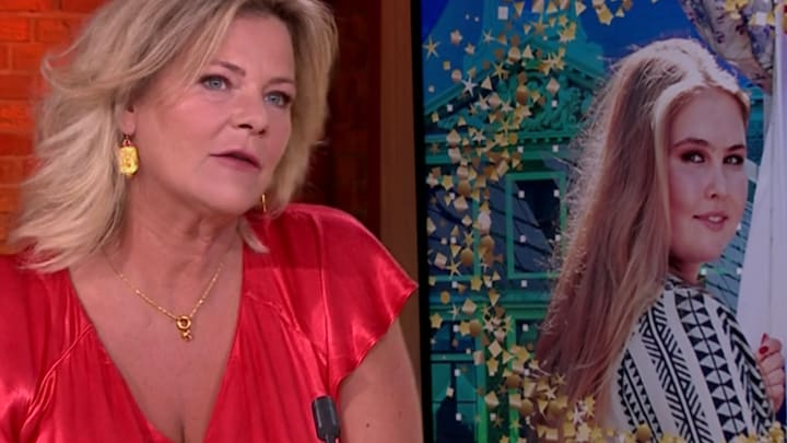Justine Marcella: 'Verwacht dat Amalia cum laude zou slagen'