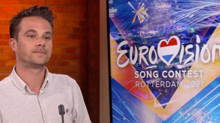 Aran blikt vooruit op songfestival: 'Weer allemaal vocaal geweld'