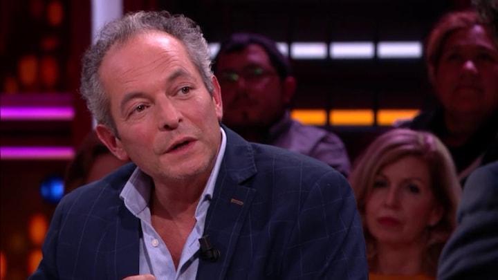 André van der Toorn over ontdekking kanker: 'Het waren hele k...
