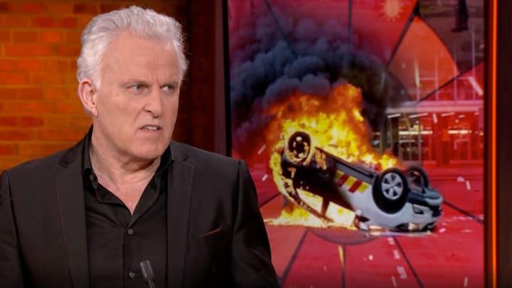 Peter R. de Vries: 'Snap verbazing over rellen niet'