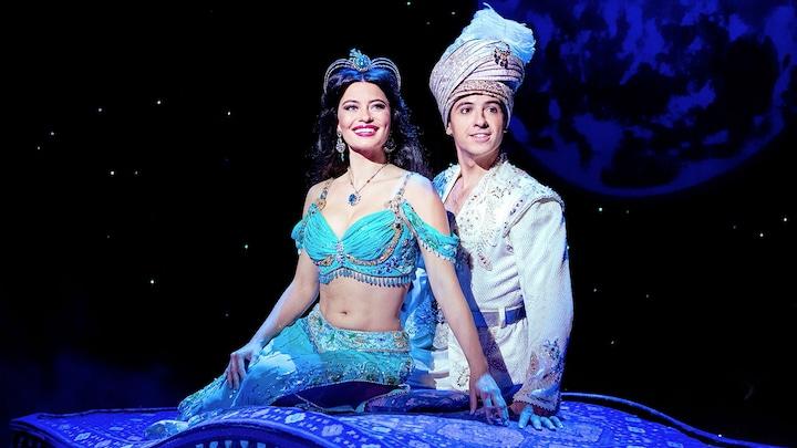 Hoe doen ze dat toch met het zwevende tapijt in Aladdin?