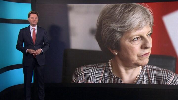Brexit: zo kan May worden afgezet door haar eigen partij
