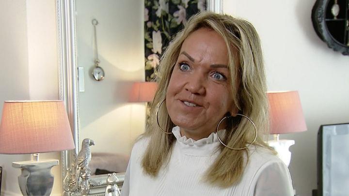 Chantal neemt advies ter harte: 'Wenkbrauwen niet meer zo zwart'