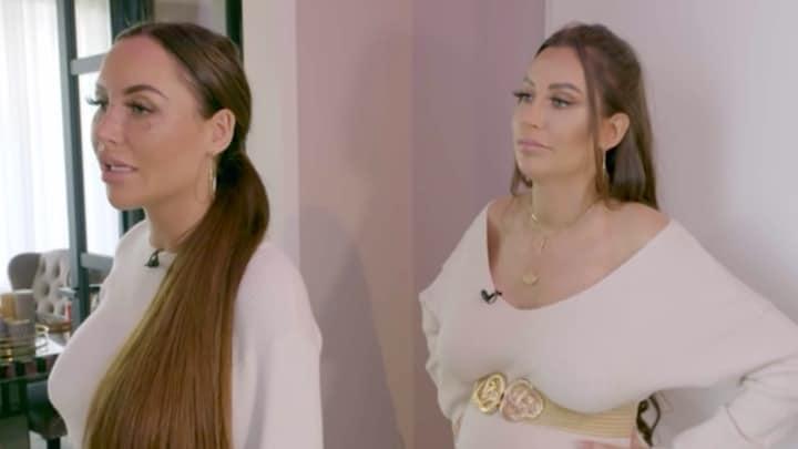 Sharon en Esmee bespreken 'vetkwabben' tijdens zwangerschap