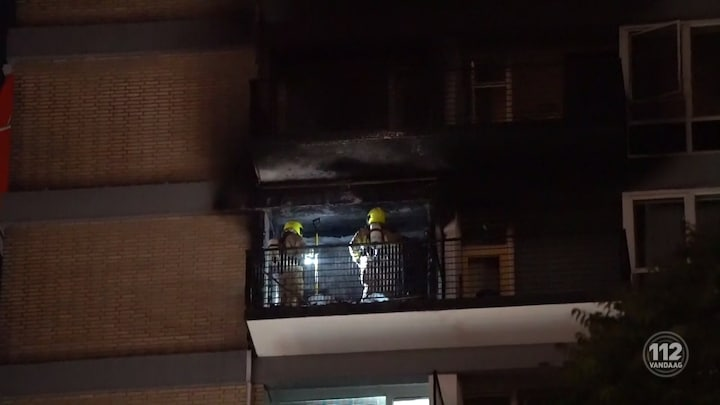 Flatbewoners in hartje Rotterdam geëvacueerd na brand