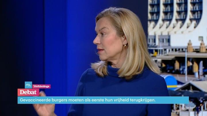 Kaag (D66) wil meer vrijheden voor gevaccineerde mensen - RTL Nieuws