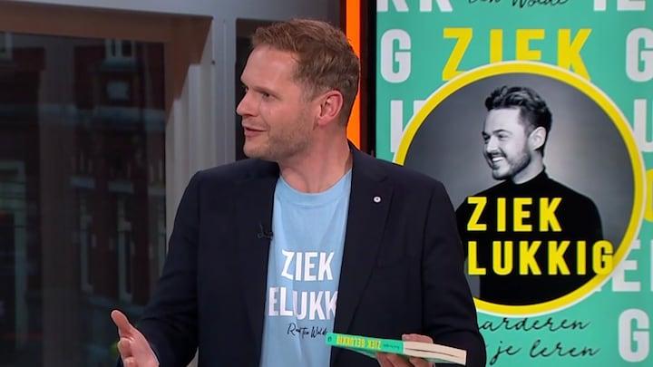 Luuk Ikink: 'Ik kan iedereen aanraden om Ziek Gelukkig te lezen'