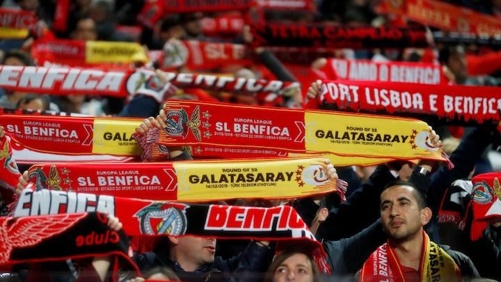 Samenvatting: Benfica - Galatasaray