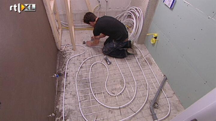 Badkamer televisie gj meijer sanitair en tegels almere buiten