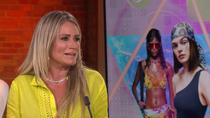 Nikkie Plessen wil niet flaneren in dit bikini-broekje