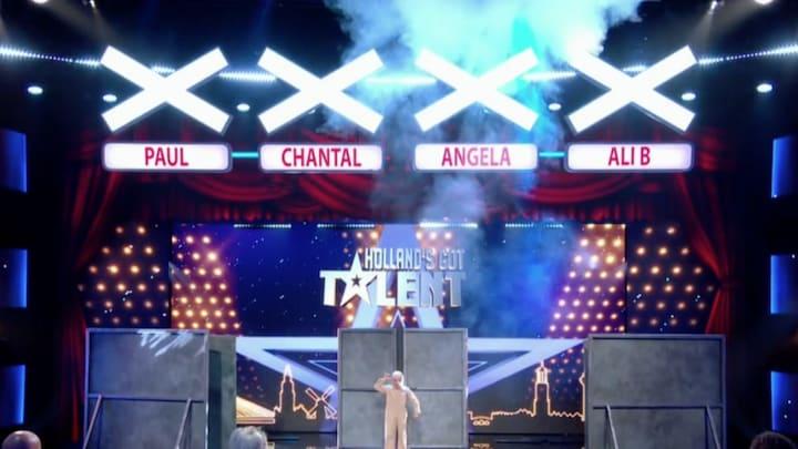 Holland's Got Talent-dansgroep Baba Yega onder vuur