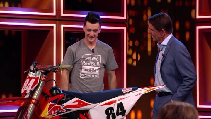 Jeffrey Herlings kan wereldkampioen motorcross worden