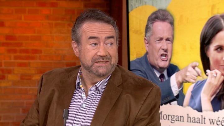 Piers Morgan liep blauwtje bij Meghan en tóen ging het mis