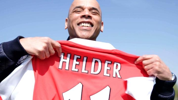 Glenn Helder bij Arsenal: 'Ik ben een voorbeeld van hoe je het...