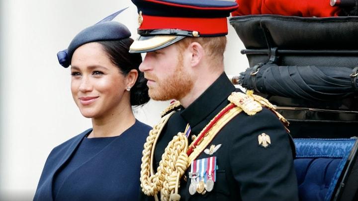Prins Harry en Meghan Markle gaan volledig offline