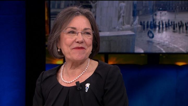 Gerdi Verbeet neemt afscheid van Nationaal Comité