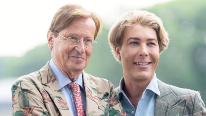 'Gekwetste Frank en zijn Rogier doen poging om relatie te lijmen'