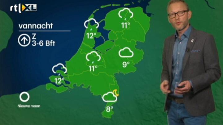 Buienradar NL 23 oktober 2014 16:00 uur