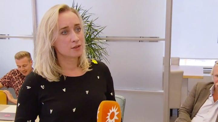 Eva Jinek nu al stress om Televizier-Ring Gala: dan kan ik niet