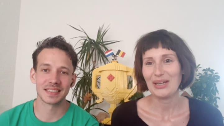 LEGO Masters-winnaars Jan en Lola vertellen hoe nu gaat