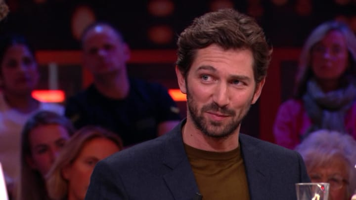 Michiel Huisman over nieuwe Netflix-serie The Haunting of Hill House