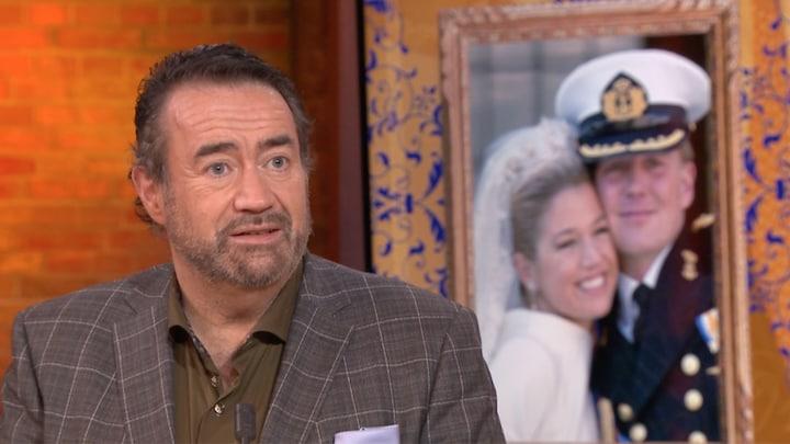 'Koningspaar na 19 jaar huwelijk nog steeds aan elkaar gewaagd'