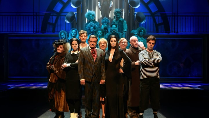 Bij try-outs wordt nog volop gesleuteld aan The Addams Family