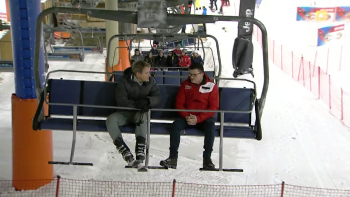 SnowWorld koopt skihal na skihal en wil er meer
