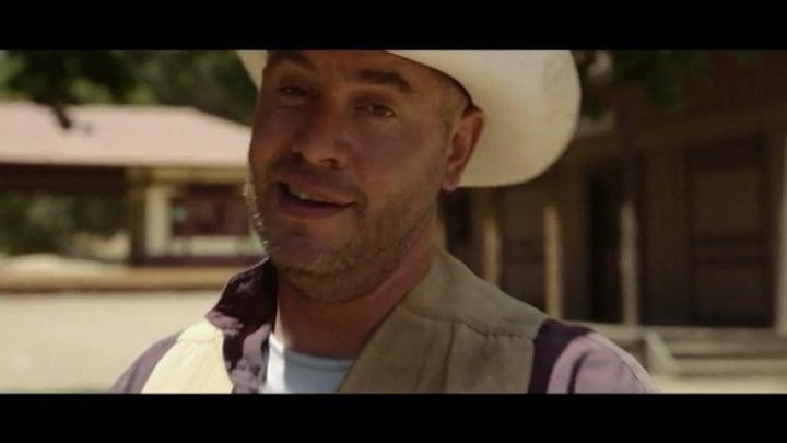 Afbeelding bij Jeroen In California - Songs Of Life: Jeroen en Racoon als echte cowboys (fragment)
