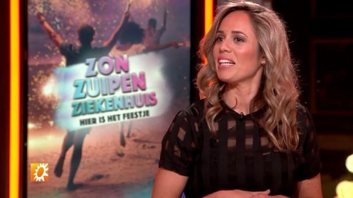 Nienke Plas maakt haar tv-debuut tussen dronken tieners