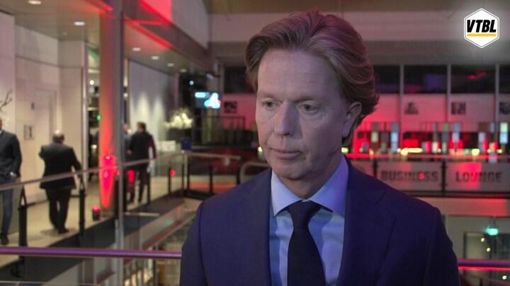 De Jong legt samenwerking Feyenoord en FC Dordrecht uit