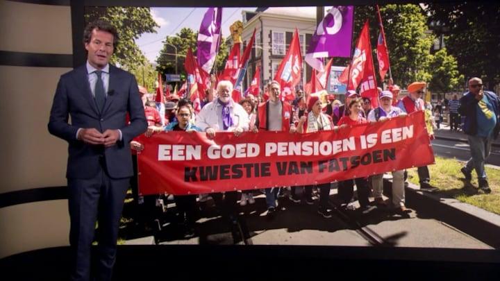 Pensioenakkoord vooral goed voor ouderen