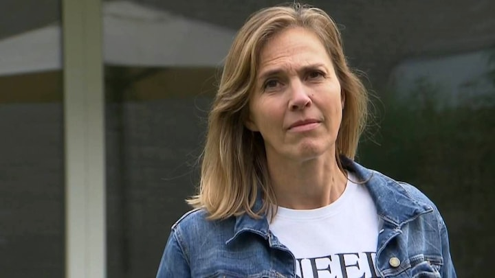 Saskia woont na watersnood nog steeds in container: 'Ik voel me machteloos'