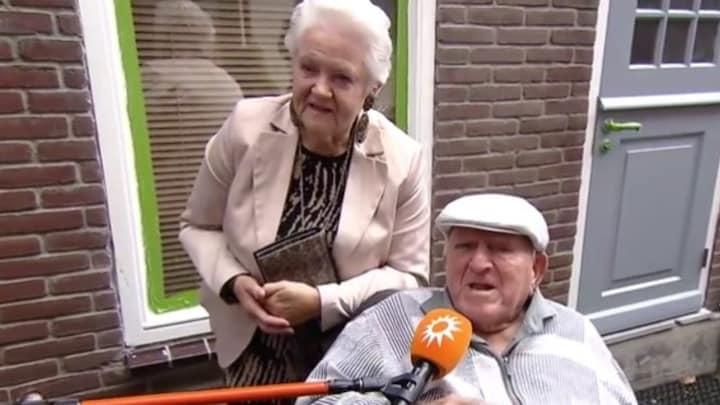 Bas van Toor geniet met volle teugen van bijzondere verjaardag