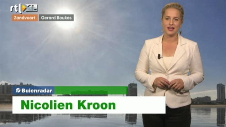 Buienradar NL 13 oktober 2014 14:30uur
