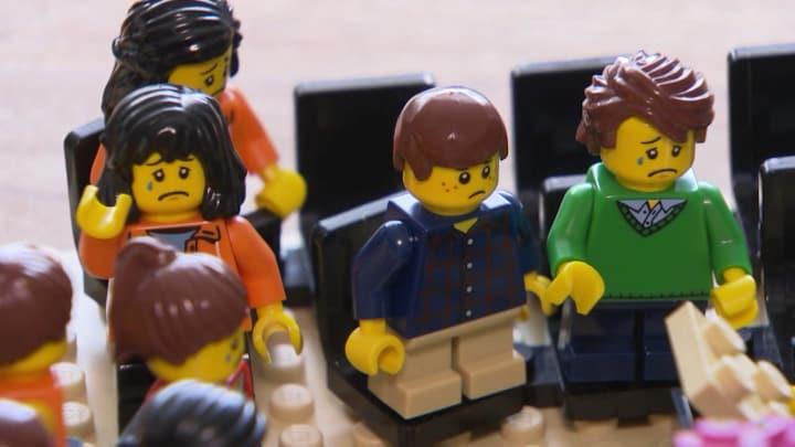 Grafstemming bij speelgoedmaker Lego