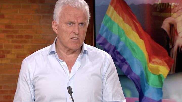 Peter R. over anti-homo chatgroep: 'Die sporen niet'
