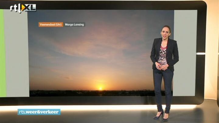 RTL Weer 3 maart 2015 08:00